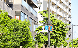 JR武蔵野線「新座駅」南口から徒歩経路