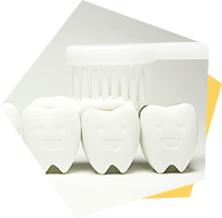 奥歯に6歳臼歯が生えたら…「シーラント」